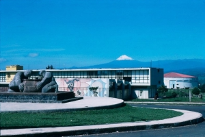 Fachada Panorámica Antiguo Museo