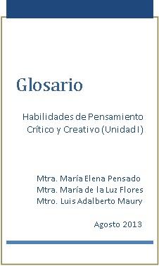 glosario desarrollo: