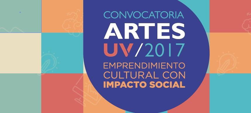 Convocatoria ArtesUV 2017