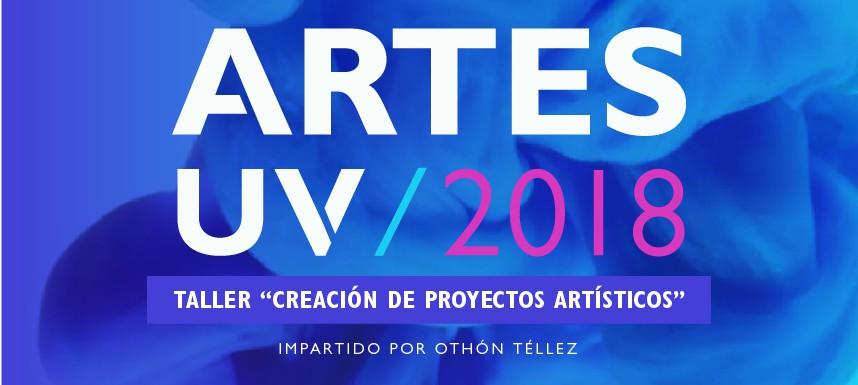 Convocatoria Artes UV 2018