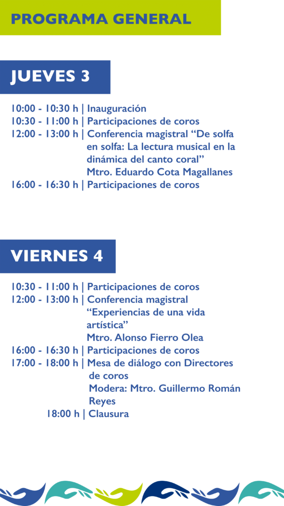 Programa general V FCU Artes UV