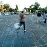 Dibujo en espacio público | San Diego | 2011