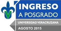 Convocatoria Posgrado 2015-1