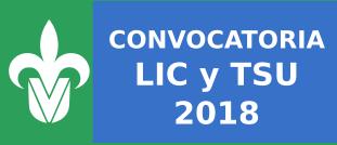 Ingreso a Licenciatura y TSU 2018