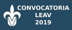 CONVOCATORIA DE LEAV