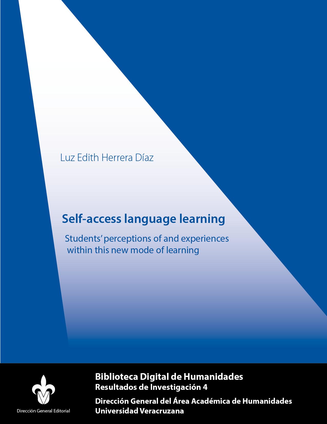 Self-access language learning