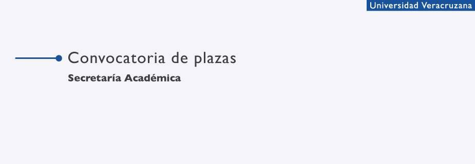 Facultad de biolog a xalapa Convocatoria para las plazas docentes 2016
