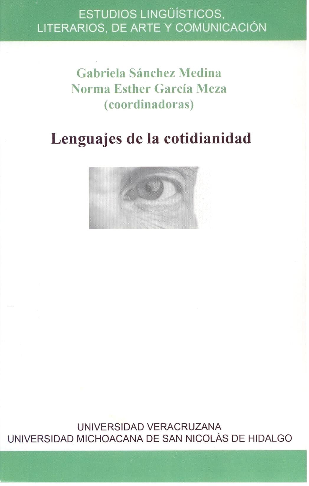 LIBRO LENGUAJES DE LA COTIDIANIDAD