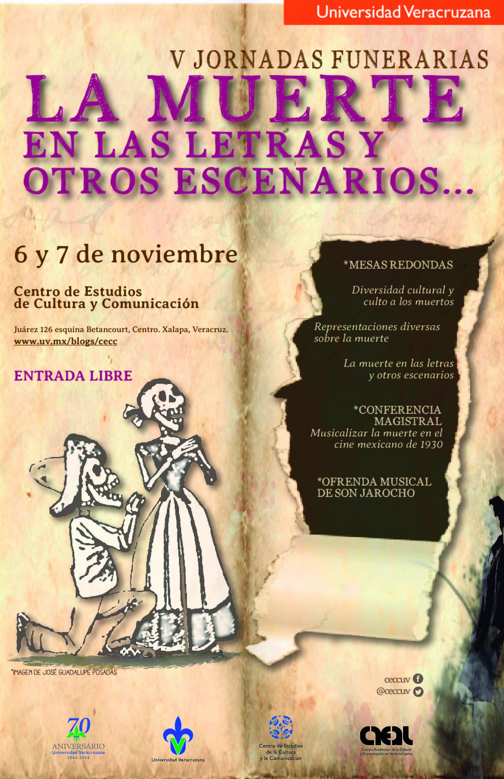 Jornadas funerarias 2014-01