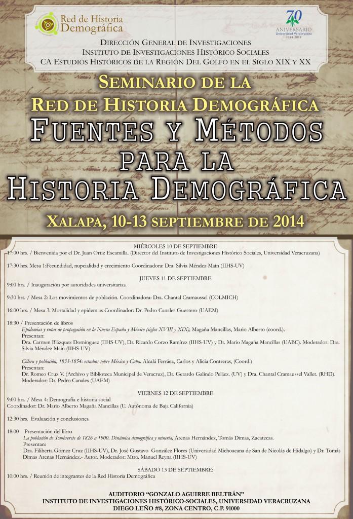 Seminario Red de Historia