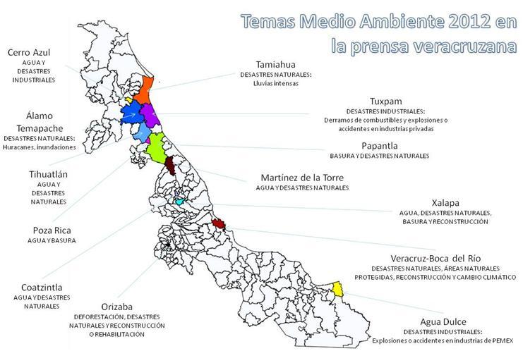 mapa rios veracruz