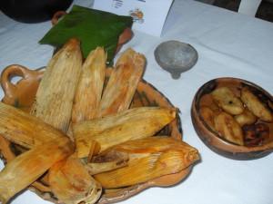 Muestra de gastronomía regional
