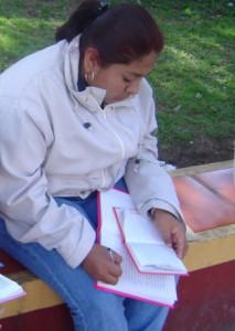 Nelly Olivia Comihua Yopihua, Universidad Veracruzana