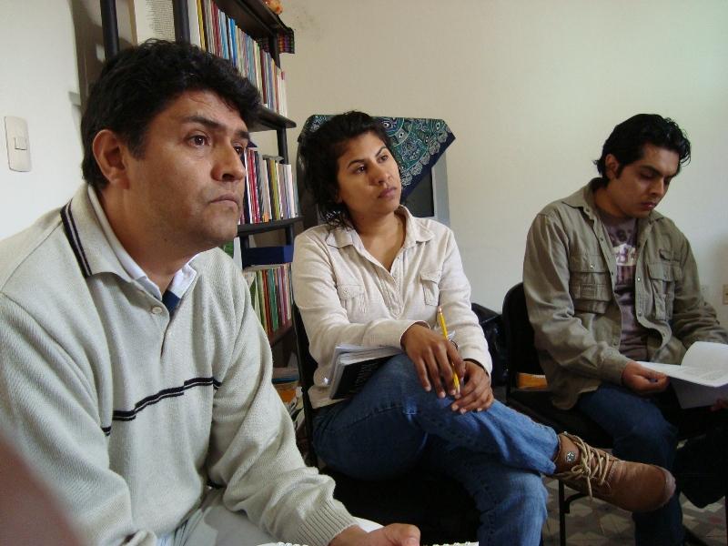 Ricardo Flores, Zunev Cámara, Manuel Sol