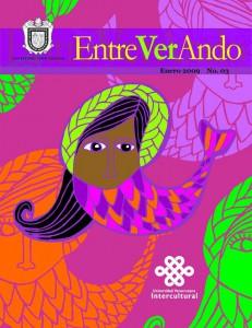 EntreVerando, Revista de la Universidad Veracruzana Intercultural