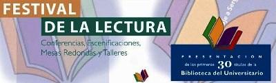 Festival de la Lectura 2009, Universidad Veracruzana