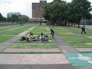 Visita a la UNAM