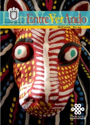"""Revista """"EntreVerando"""", No. 4. Universidad Veracruzana Intercultural"""