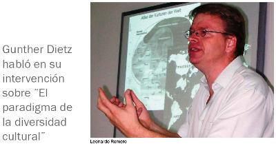 Gunther Dietz, Universidad Veracruzana