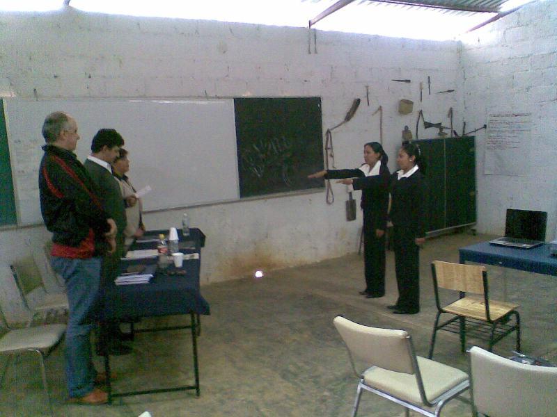 Lucía de Los Santos Aguilar y Angélica Hernández Vásquez, Universidad Veracruzana