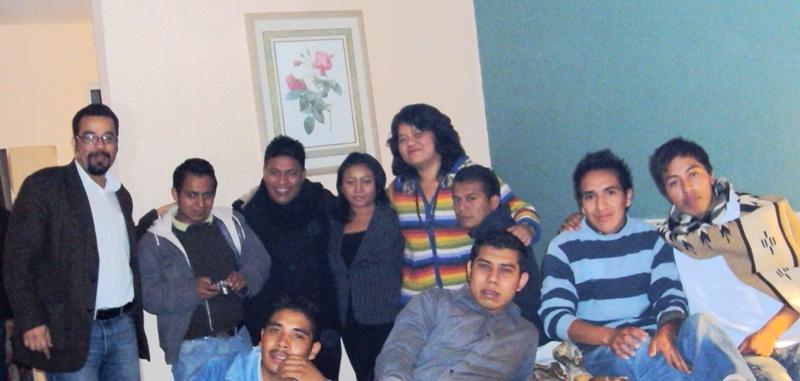 Gerardo, Samuel, Luis Fernando, Lucely, Guadalupe Vanessa, Juan José, David, Jorge Luis, Leobardo, Jorge Luis