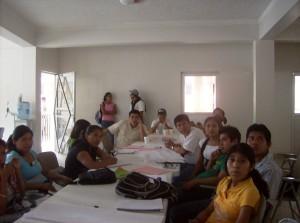 Encuentro de Intersedes Huasteca-Totonacapa