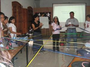 Taller de Género, Ruralidad e Interculturalidad en el Totonacapan