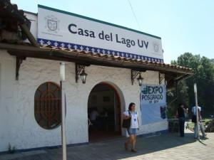 """Casa del Lago, """"I ExpoPosgrado 2010"""""""