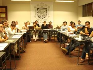 Septiembre de 2009. Seminario Metodológico con Daniel Mato