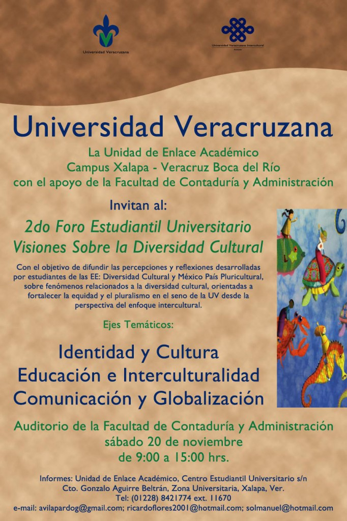 Cartel_2do Foro Estudiantil Universitario