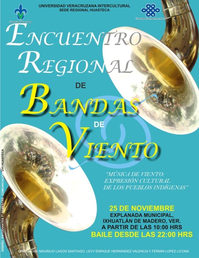 Encuentro Regional de Bandas de Viento