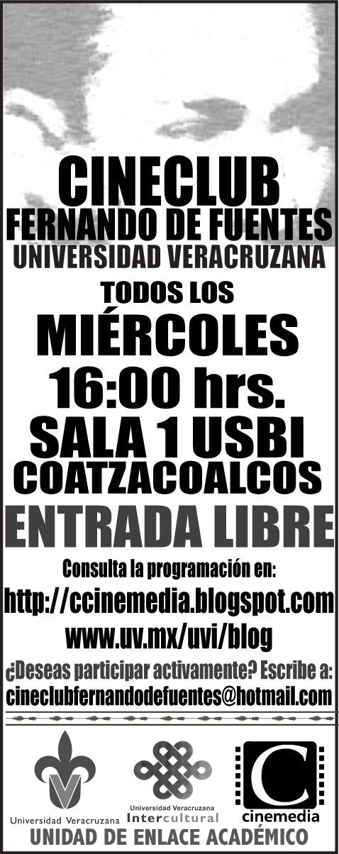 Cineclub Fernando de Fuentes