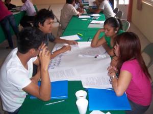Politicas atencion estudiantes indigenas_Taller