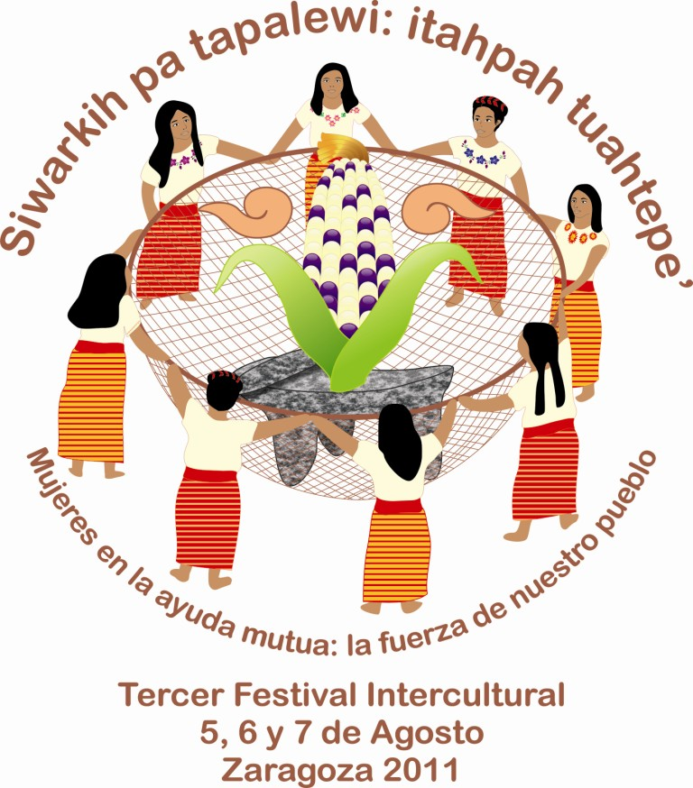 Tercer Festival Intercultural: Siwarkih pa tapalewi: itahpah tuahtepe', en Zaragoza, Veracruz
