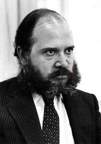 Ignacio Durán Loera, subdirector del Instituto Nacional de Bellas Artes. (INBA)