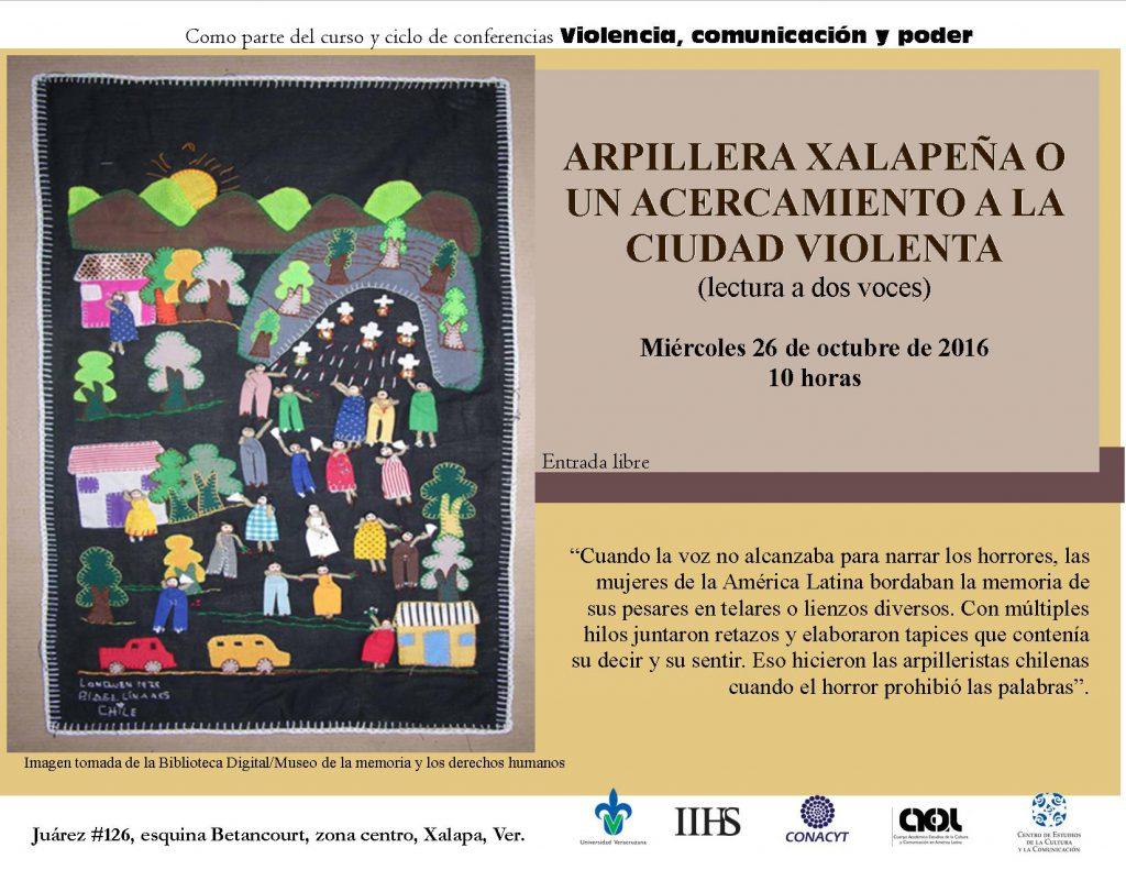arpillera-xalapena