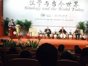Tercera Conferencia Mudial de Sinología (2)