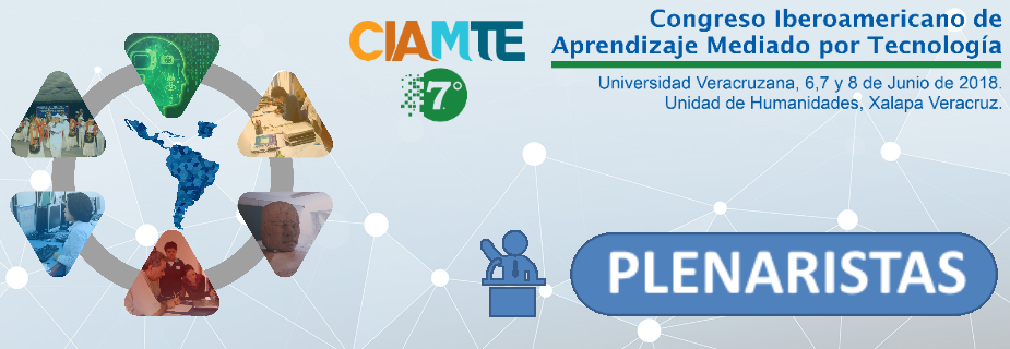 Plenaristas CIAMTE-2018 UNAM-UV