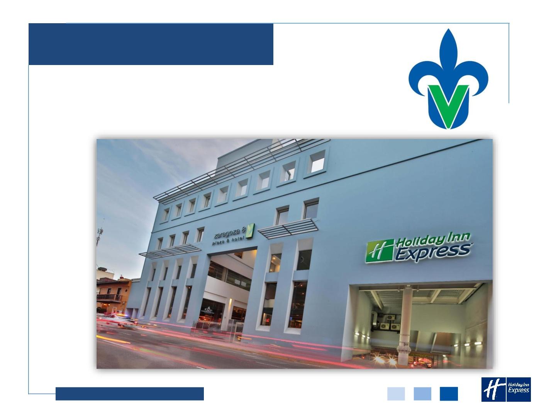 Holiday Inn Express en Xalapa 1