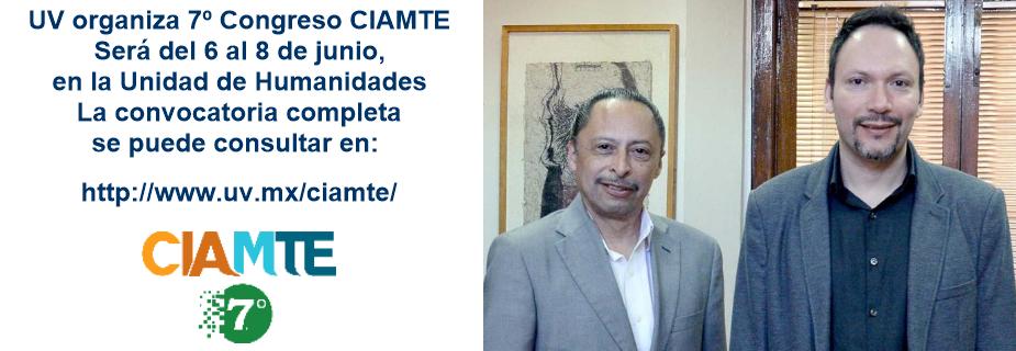 UV organiza 7º Congreso CIAMTE