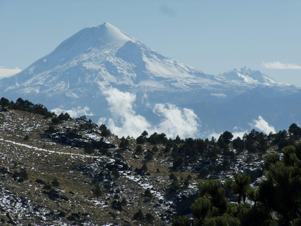 . Vista del Pico de Orizaba (Foto: Jordi Vera)