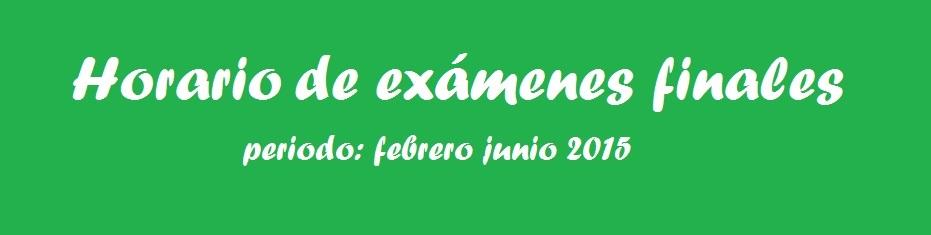 examenes-finales-2015