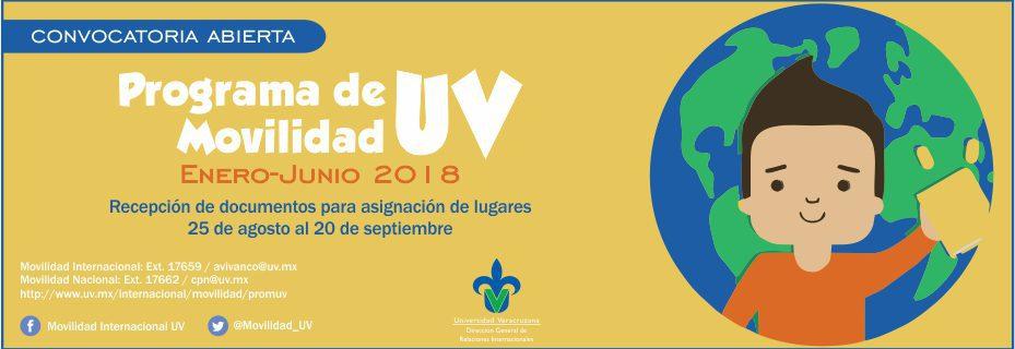 Uv Convocatoria 2019: Coordinación Regional De Internacionalización