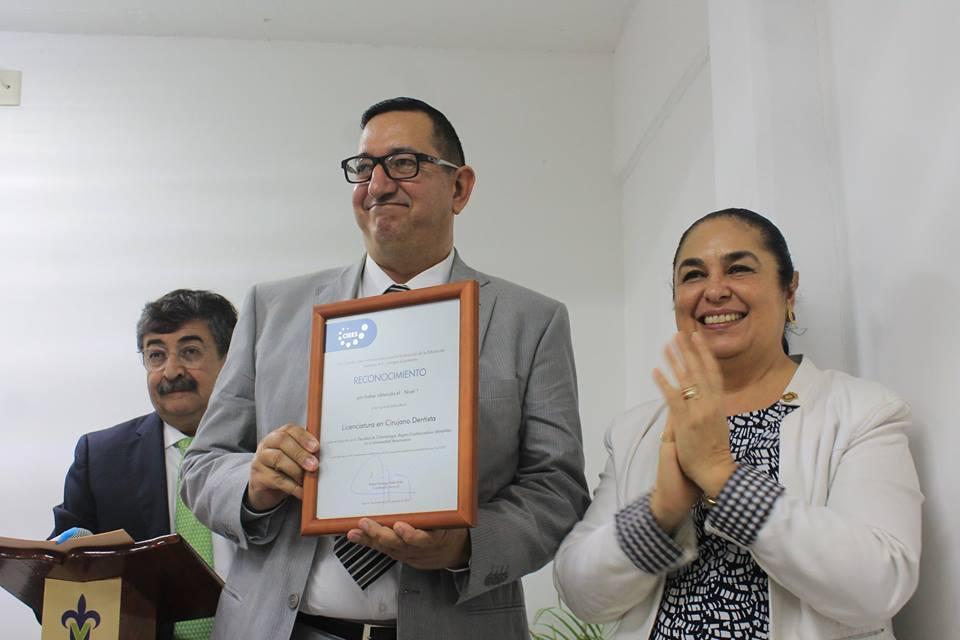 Certificación nivel 1 CIEES