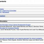 Proceedings of ROSSUM 2011