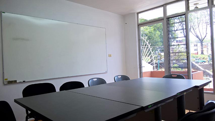 Cubículo 2 tutorías