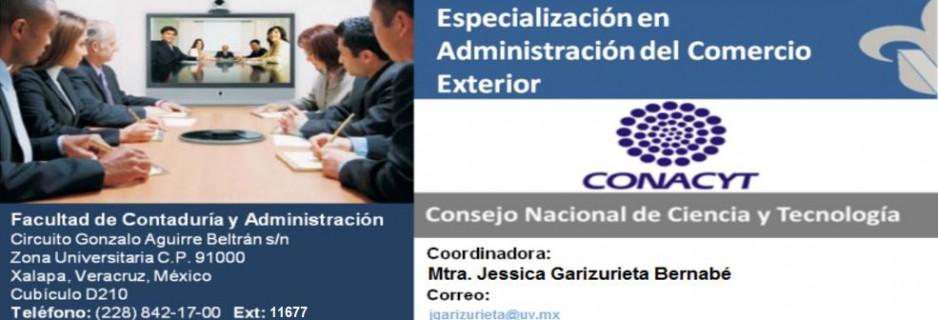 especializaci n en administraci n del comercio exterior