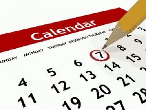 Calendario Estudiantil