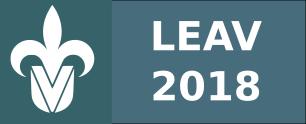 Ingreso LEAV 2018