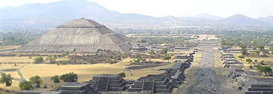 Viajes 1 Teotihuacan